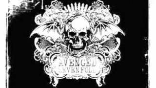 AVENGED SEVENFOLD  - DEATH/FICTION (ALTERNATE VERSION)