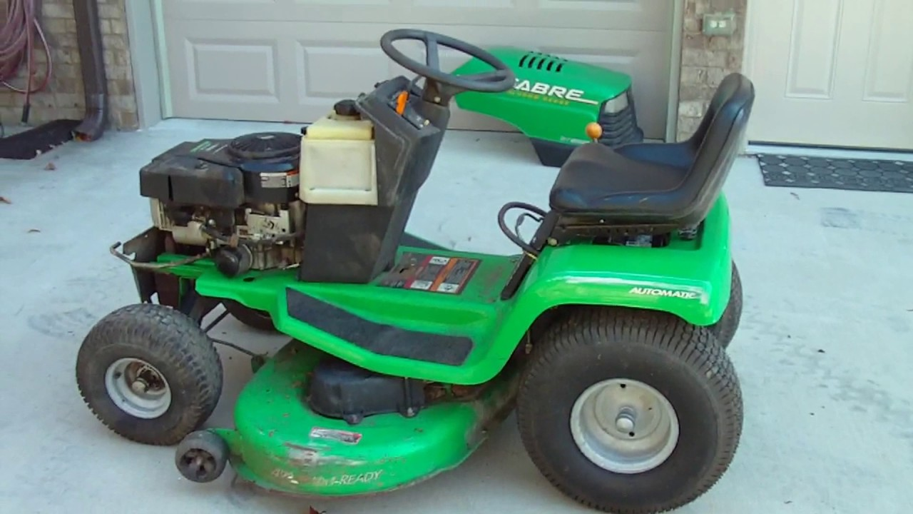 John Deere Sabre >> John Deere Sabre Introduction