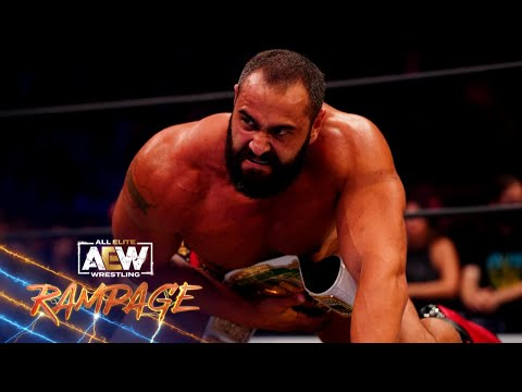MUST SEE: What did Eddie Kingston have to say to the TNT Champ Miro? | AEW Rampage, 9/3/21