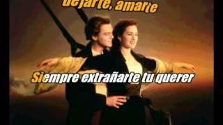 Titanic Karaoke Español Sin Voz 360p