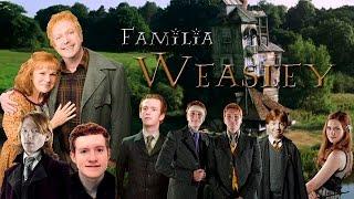 FAMÍLIAS BRUXAS - OS WEASLEY