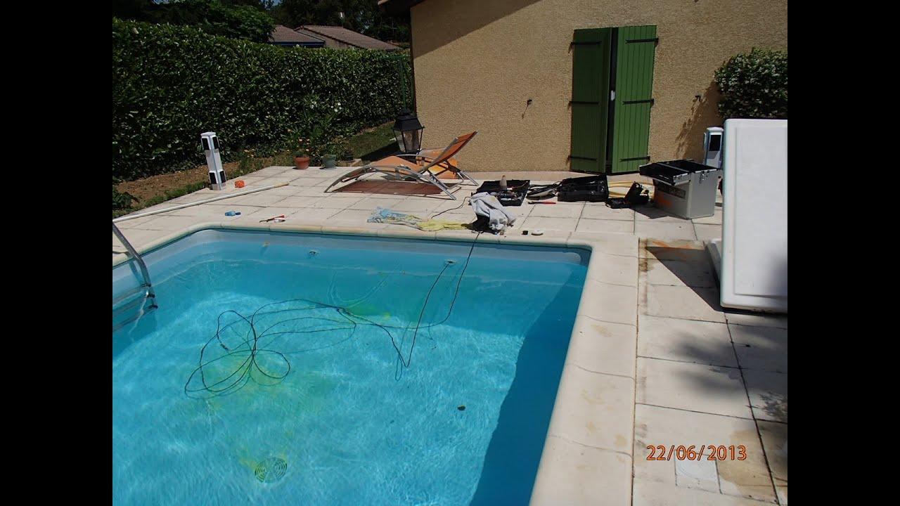 recherche de fuite piscine dans canalisation sans casse