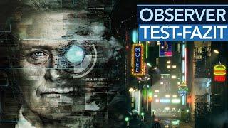 Observer im Test: Cyberpunk 2084 von den Layers-of-Fear-Machern