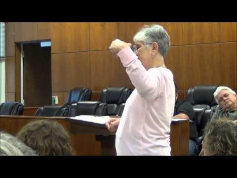 Mar. 18, 2013 Jackson County Commission, Scottsboro, Al.