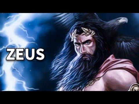 Raja Para Dewa  Mitologi Yunani