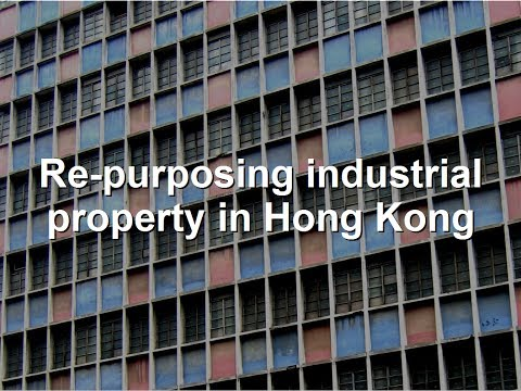Buying and converting industrial property in Hong Kong