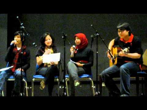 Indonesian Children Songs Medley (Live Performance)