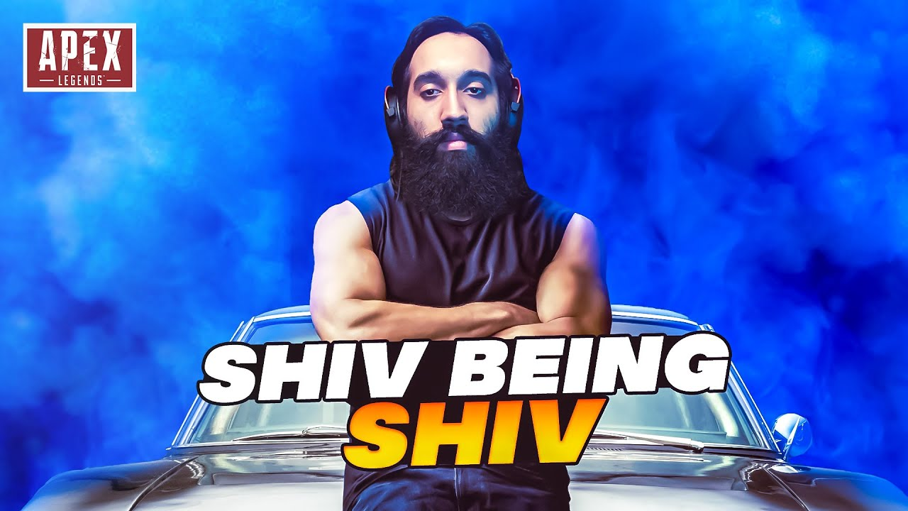Download SHIV BEING SHIV FOR 10 MINUTES   SHIVFPS RAGE & GOOD PLAYS   APEX LEGENDS WTF & FUNNY MOMENTS