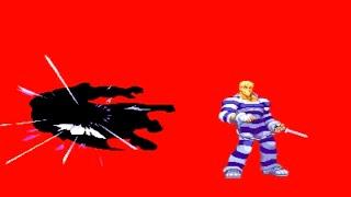 [TAS] Guy / Cody {Dramatic Battle Mode} (SFA3)