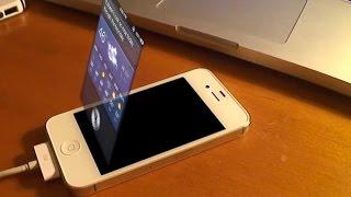 Como fazer um holograma simples utilizando o celular thumbnail