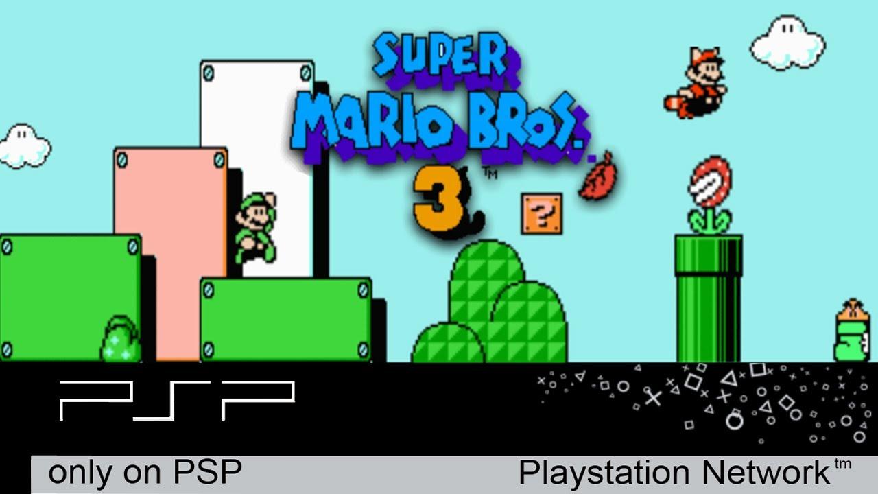 super mario 3 rom download