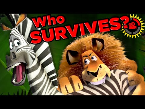 Film Theory: The Deadly Truth Of Madagascar (Madagascar Movie) - The Film Theorists