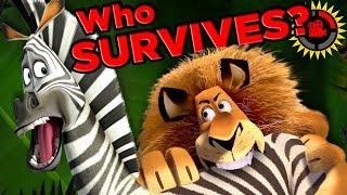 Film Theory: The Deadly Truth Of Madagascar (Madagascar Movie)