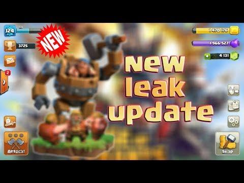 Clash Of Clan New Update September 2017|Leak Update|update Sneak Peek!