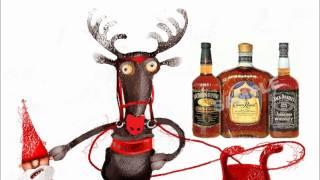 Rudolf er rød på nesen - Tullsang