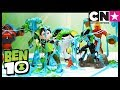 Ben 10 | Omni-enhanced Alien Glow In The Dark Slime | Cartoon Network