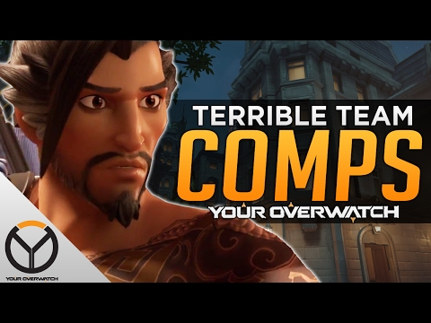 Overwatch: TERRIBLE Team Comps