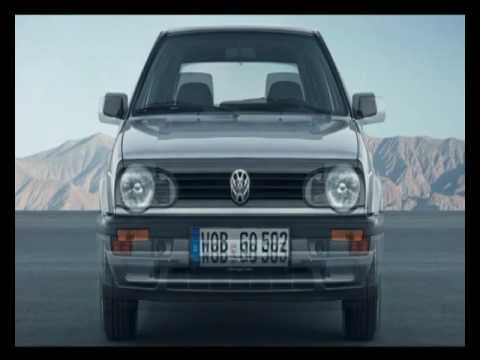 vw golf trasformation 1 7 series youtube. Black Bedroom Furniture Sets. Home Design Ideas