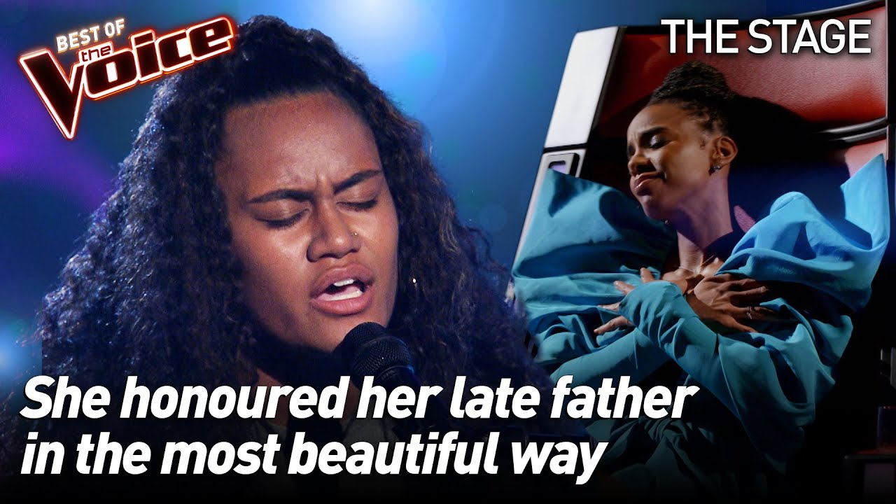 Sapphire Tamalemai sings 'Runnin' (Lose It All)' by Naughty Boy ft. Beyoncé | The Voice Stage #33