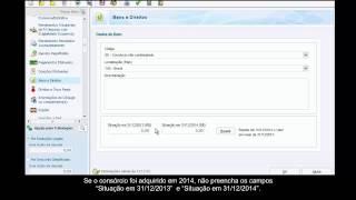 Declaração IRPF 2015 - Consórcio Contemplado EM 2014 - Econet Editora