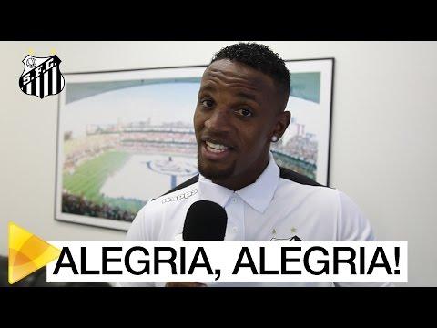 Cleber é do Santos