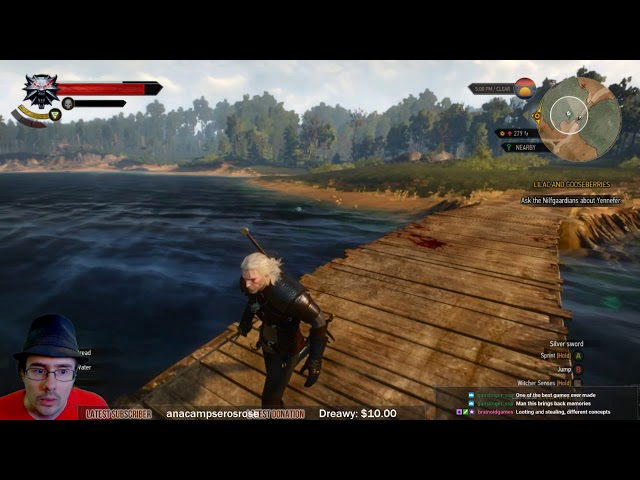 The Witcher 3 - Episode 4