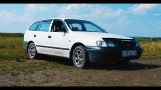 видео Toyota Caldina (Тойота Калдина)