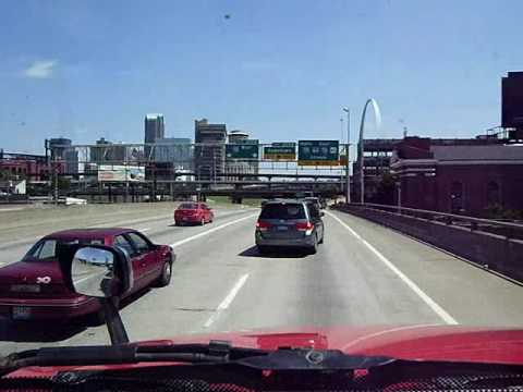 Trucking in St. Louis, Missouri (USA)
