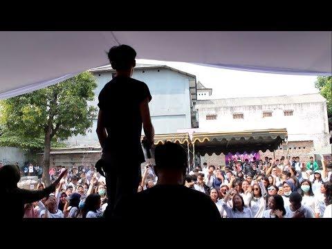 AFTERMOVIE : DJ ALVA & ZE Perform At Pensi SMK Dharma Paramitha Jakarta Timur