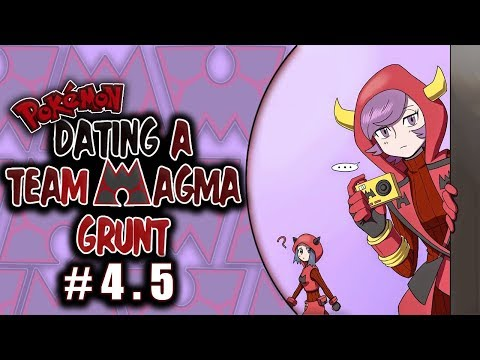 Dating a Team Magma Grunt: Chapter 3 (English Dub)