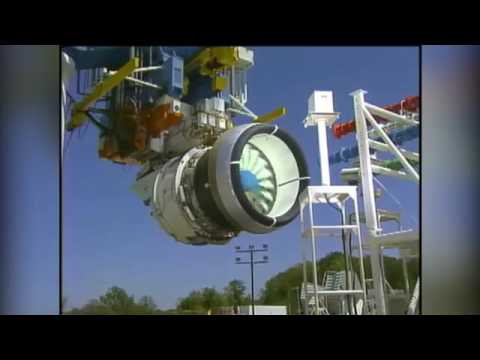 MOST HARD TEST TURBINES ENGINES AIRCRAFT ⚠️ CRASH 2017
