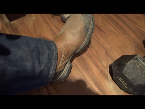 How I managed to spend $357 on work boots!