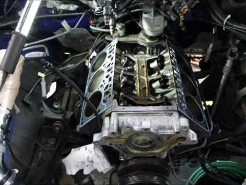 Dodge 3 9 Magnum Top End Rebuild Youtube