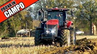 *IN CAMPO* MAGNUM 340 AFS CONNECT CASE IH