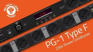 Black Lion Audio // PG-1 Type F (230V) Power Conditioner