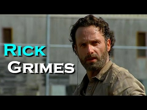 Rick Grimes  What Ive Done  The Walking Dead Music