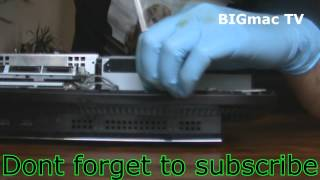 How to fix a DEAD ps3 console (NO POWER) BIGmac TV.