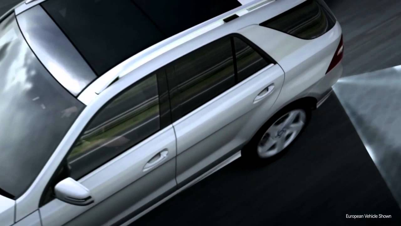 Lane & Blind Spot Assist Video - Advanced Technologies | Mercedes-Benz