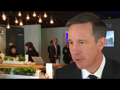 Marriott CEO weighs impact of Paris terror attacks on hotel industry