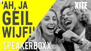 RAPPERS beoordelen LOYALTY van KENDRICK LAMAR & RIHANNA! | SPEAKERBOXX #39 Summer special
