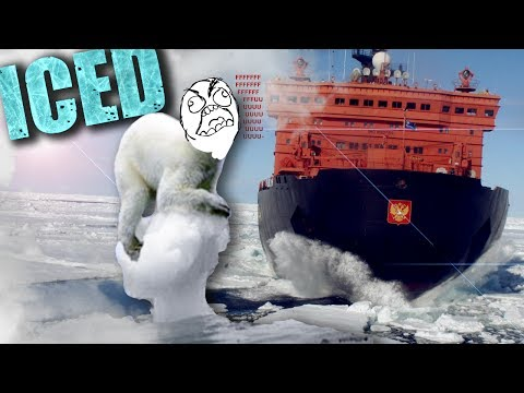 ICED - A BRUTAL CANADIAN SNOW SURVIVAL GAME, DEAD BODIES, ICE FISHING & SHIP - Survival Gameplay