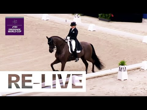 RE-LIVE | Amsterdam (NED) | FEI Dressage World Cup 2019-2020 | Dressage Grand Prix