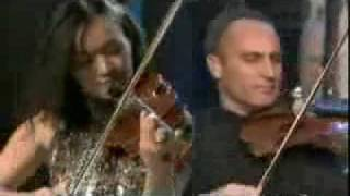 Yanni - The Storm(Yanni - The Storm Samvel Yervinyan [Armenia] - Violin Sayaka Katsuki [Japan] - Violin Victor Espinola [Paraguay] - Harp Ramon Flores [Mexico] - Trumpet ..., 2009-03-12T10:14:09.000Z)