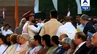 Kiran Rijju takes oath as a Minister of State