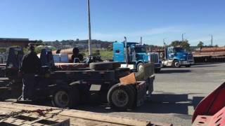 Mike o brien sf heavy haulers trucking