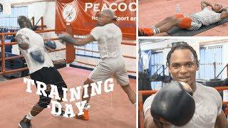 Training Day: Anthony Yarde training like a beast for Sergey Kovalev