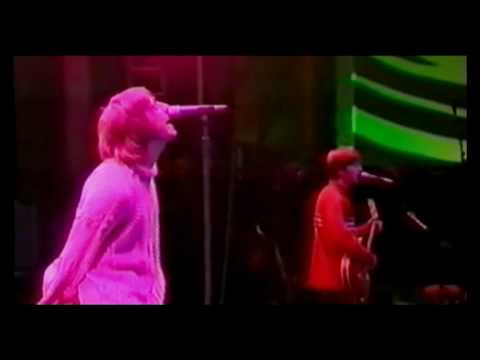 Oasis - Round Are Way - Live at Knebworth (Part 9)