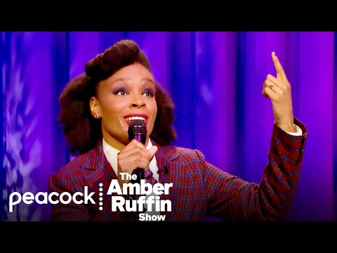 White Supremacists Facing Consequences Fills Me With Joy | The Amber Ruffin Show