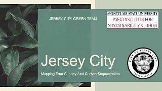 City of Jersey City 2020 Green Team Final Presentation