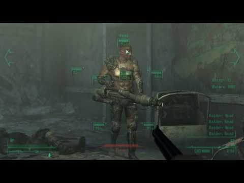 Fallout 3: Big Guns Book Location - Bethesda Ruins, Offices East